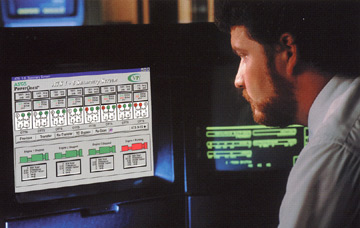 Monitoring Quest VPi Screen