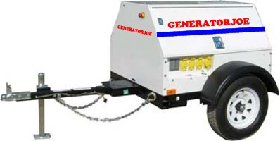 generatorjoe 15 kw mobile generator
