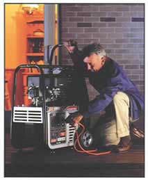 Homeowner Portable Generator