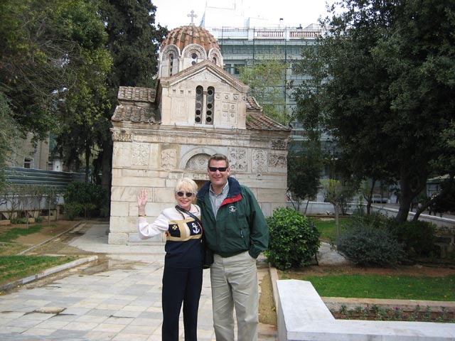 power pixie and todd athens greece