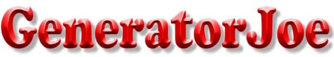 GeneratorJoe Banner