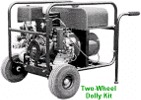 Portable Propane- Multi-fuel Generator by Winco, 6,000 watts (6 kW) to 12,000 watts (12 kW). Engines from Honda, Briggs & Stratton Vanguard.